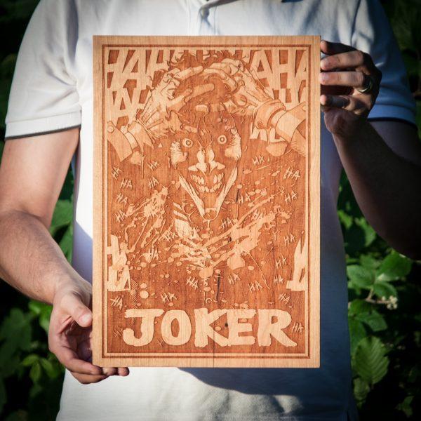 Joker Front View